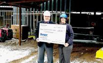 Machias land donation sets stage for historic 'Liberty Village'