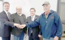 Proposed Jonesport fish farmers, Kingfish Maine, share building plans