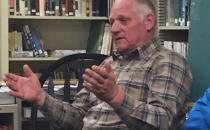 Democratic gubernatorial candidates Cote and Dion visit Washington County Dems