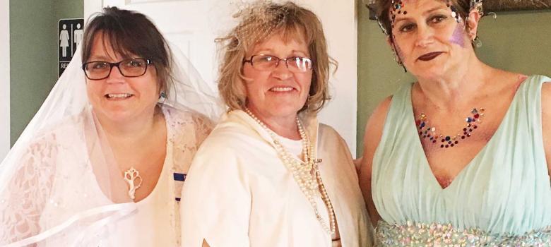 Bride's Bash raises money for charity