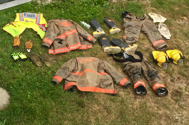 Marshfield Fire Department fundraising to prevent firefighter cancer ...